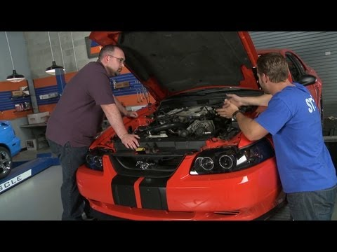 1999-2004 Mustang V6 Power & Acceleration Pack-Bolt-On Build-Ups