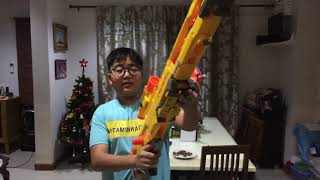 Nerf lonegshot cs6 ไทย
