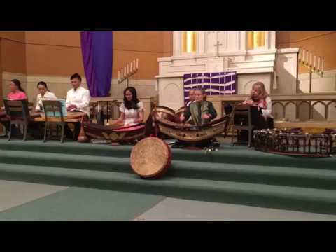 Cambodian instrumental ensemble - pin peat - Khloung Young - Kingdom of the Lotus
