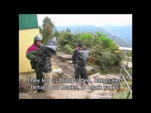 Case for Fair Trade Silver & Gold - Peruvian miner kidnapping and torture at the Rio Blanco