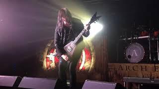 Arch Enemy Live - Nemesis/Solo