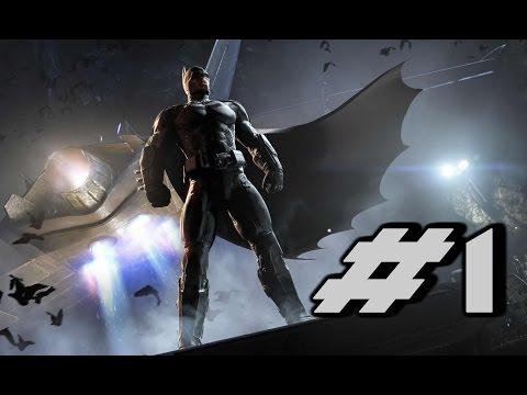 Batman Arkham Origins 1080p PC Walkthrough Part 1