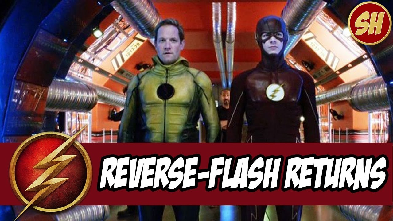 The flash season 2 recap and review the reverse flash returns - The Flash Season 2 Episode 11 Reverse Flash Returns Serien Review Deutsch Serienheld Youtube