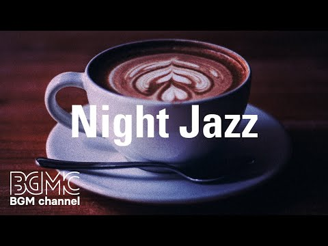 Night Jazz: Comfort Jazz - Background Cafe Music Instrumental to Relax at Home