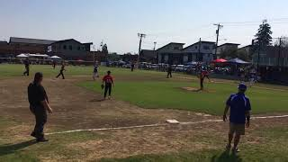 WSB reader video: West Seattle Little League game-ending double play