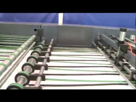 2013 CHINA PRINT BEIJING, NOTEBOOK MAKING MACHINE