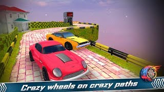Crazy Wheels Car Racing 3D - Fast Racing Games Official Game Trailer