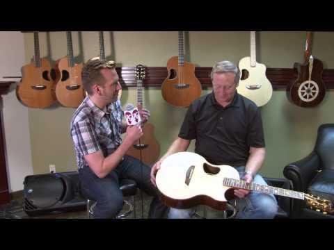 McPherson Guitars Factory Tour Part 2