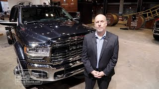 2019 Ram 3500, 4500 and 5500 Chassis Cabs: First Impressions