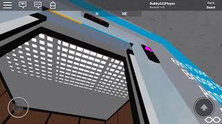 Schindler HT Hydraulic elevator @ Gadget Games HQ-ROBLOX