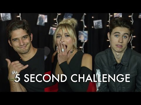 EXTENDED VERSION: Hailey Baldwin vs. Tyler Posey, Nash Grier + MORE!
