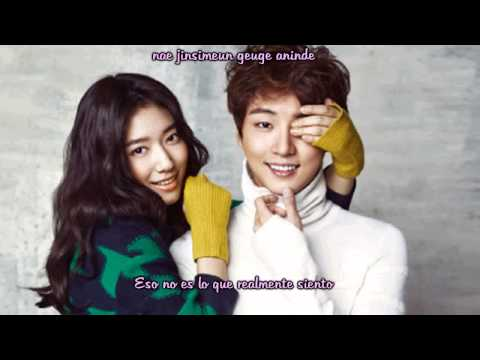 Yoon Shi Yoon - I want to date you [Sub español+Rom] (Flower boy next door OST)