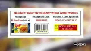 28275 rizne economics 006 ABC Eggo Waffles Recalled Over Possible Listeria Contamination