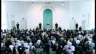 Bengali Friday Sermon 18 06 2010 Biographies of the martyrs of Lahore 28 May 2010 (Part II)