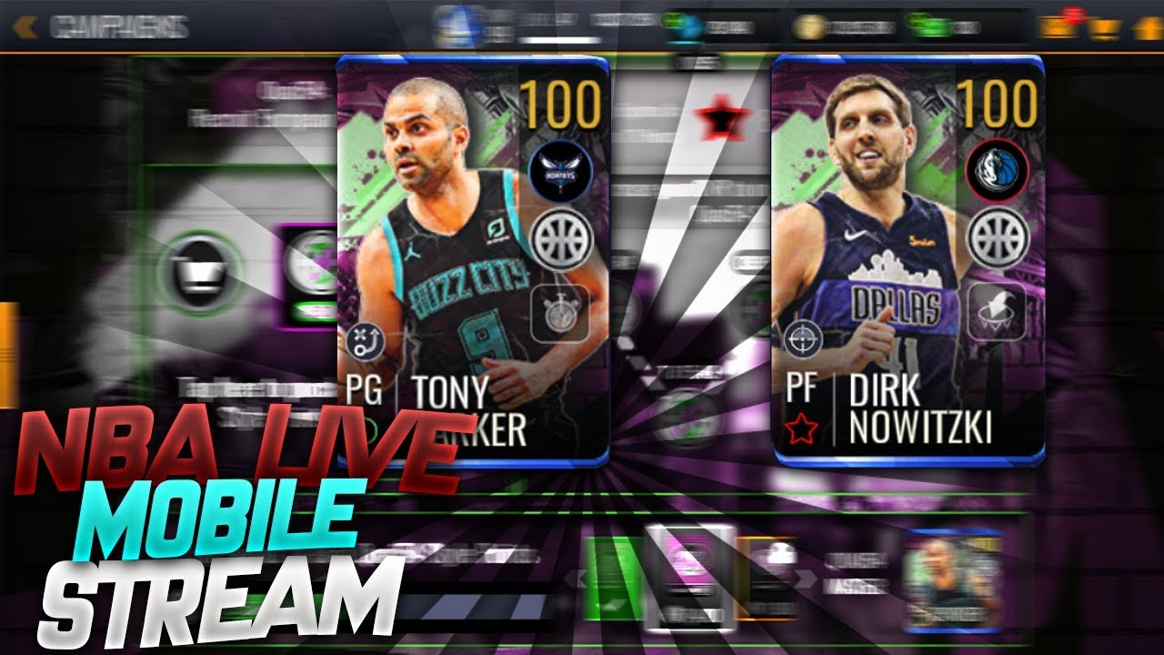 NBA LIVE MOBILE STREAM!!! 2 MILLION COIN ACCOUNT GIVEAWAY FOR EVERY 75 SUBS  I GAIN DURING THE STREAM 51ebf29546