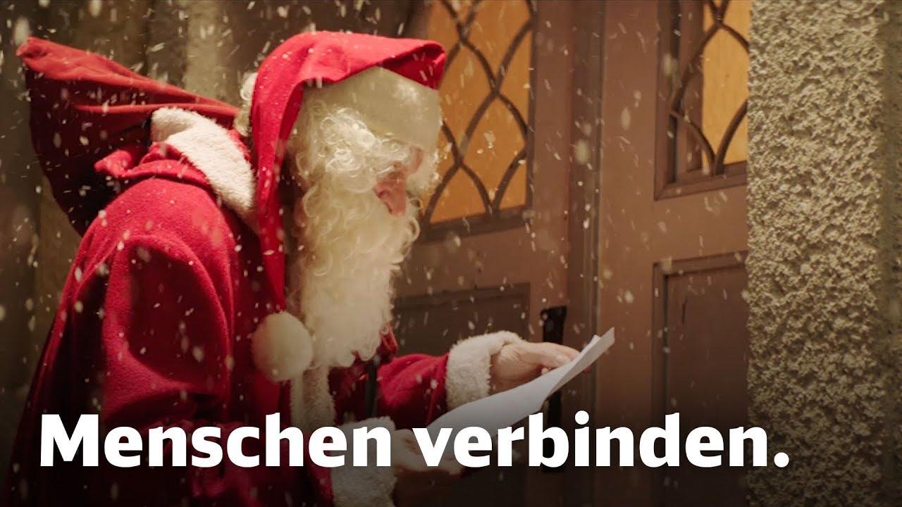 Die Deutsche Bahn wünscht frohe Weihnachten – Menschen verbinden ...