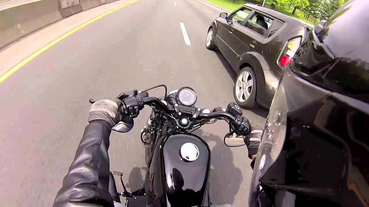 Harley Davidson Forty Eight Top Speed 2 Bx48 Vlog Cruising Bronx to ...