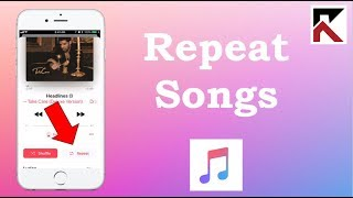 Gambar cover How To Play Songs On Repeat Apple Music