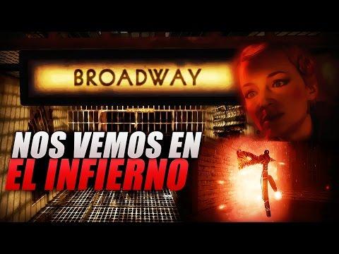 BO3 Zombies Manhattan Down: El Infierno esta en Broadway