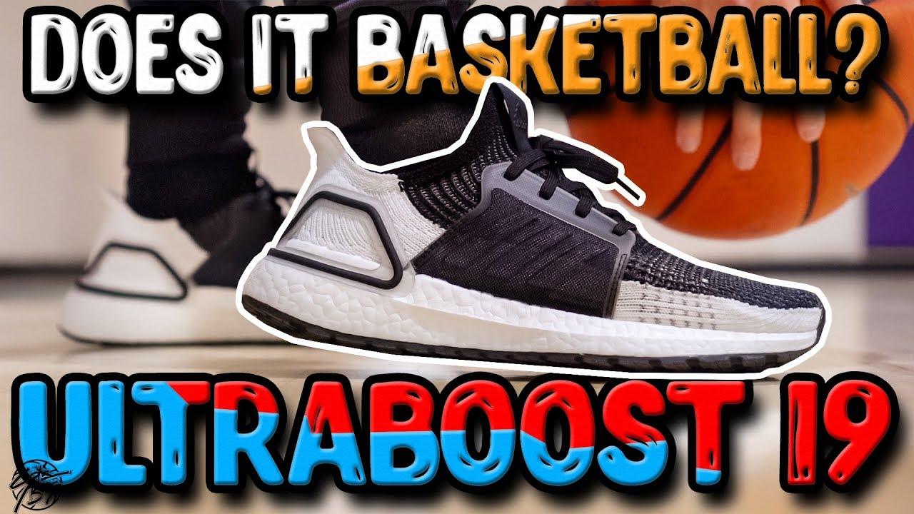 Basketball? Adidas ULTRABOOST 19