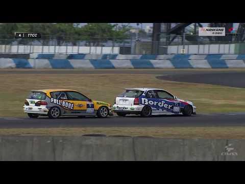 2017 全錦賽 TTCC RACE01 A+B1(鄒定甫、黃建業激烈纏鬥)