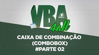 formulrio vba 02  caixa de combinao vba 4all