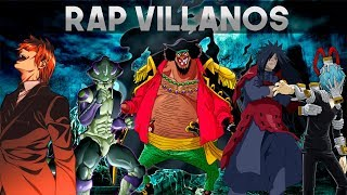 Rap de Villanos en Animes ll EPIC ANIME RAP ll FrikiRap ZM