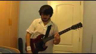 Mike Oldfield - Conflict (Performed by José Manuel Guerra)