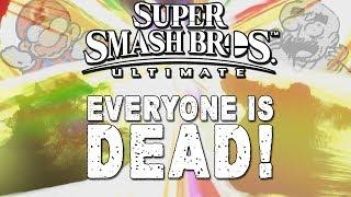 Super Smash Bros. Ultimate ~ World of Light