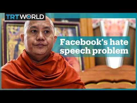 Facebook helped drive the Rohingya 'genocide', UN says