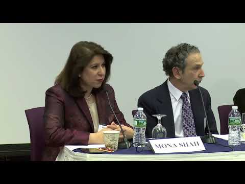 EB-5 CONFERENCE WITH USCIS IPO HOSTED BY MONA SHAH GLOBAL – MORNING SESSION