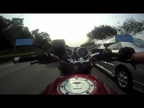 Honda CB400 Super Four Spec III Vtec Tank Cam