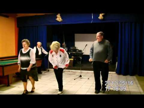 Polgár Sándor a Kán kán táncművész Leskó Valival IMAG 29AVI