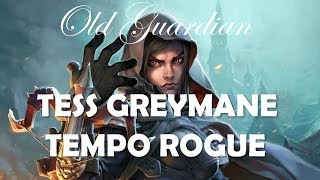 Tess Greymane Tempo Rogue (The Witchwood Hearthstone deck)