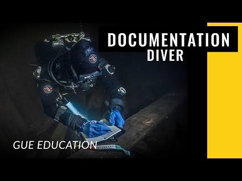 GUE Documentation Diver