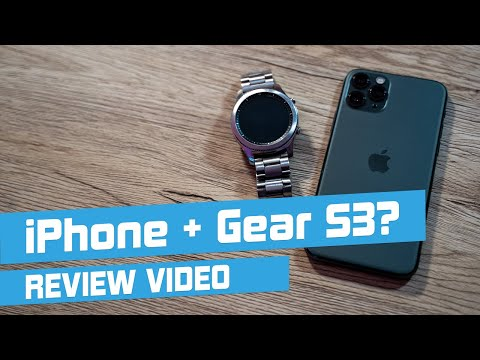 IPhone 11 Pro + Samsung Smartwatch *HOW WELL DOES IT WORK?*