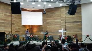 Teu Santo Nome - Gabriela Rocha (ao Vivo)