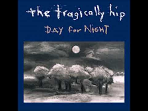 The Tragically Hip   Scared with Lyrics in Description