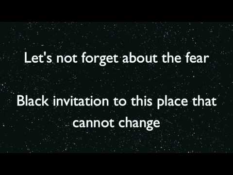 The Killers - A White Demon Love Song (Lyrics)