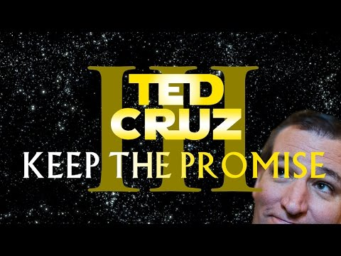 What Does Ted Cruz Actually Want To Be President For?