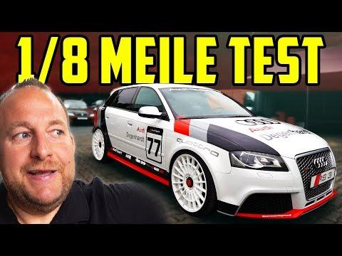 FAZIT zum Audi RS3! - Nürburgring Trackday 1/8 Meile! - Offen für NEUES...
