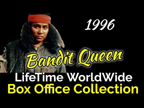 BANDIT QUEEN 1996 Bollywood Movie LifeTime WorldWide Box Office Collection Verdict Hit Or Flop