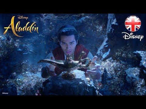 Aladdin 2019 Teaser Trailer Official Disney Uk Youtube