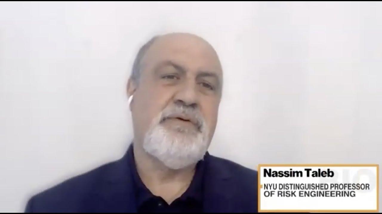 The Corona Crisis is Not a Black Swan: Nassim Nicholas Taleb (Universa Inv. & NYU Tandon)