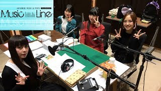 Guest: 飯窪春菜・羽賀朱音・森戸知沙希(モーニング娘。'18) DJ: 南波...