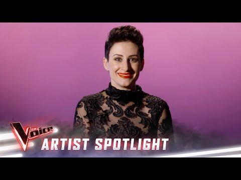 Artist Spotlight: Diana Rouvas | The Voice Australia Season 8
