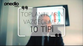 Toplantıların Vazgeçilmez 10 Tipi