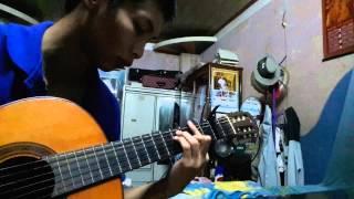 Phố trong mưa [Thùy Chi] - guitar solo