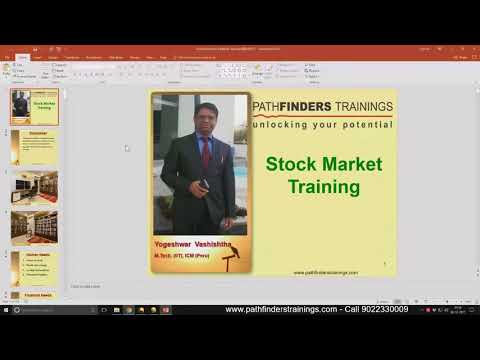 Free Online Stock Market Training with live commodity trading - 8Dec17