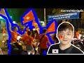 Phản Ứng Của Người Hàn Trước Chung Kết Việt Nam  - Malaysia   AFF Cup 2018 결승전 베트남 반응